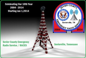Sevier County Emergency Radio Service